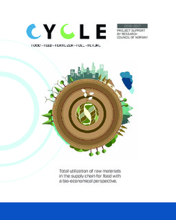 CYCLE - Total utilization of raw materials in the supply